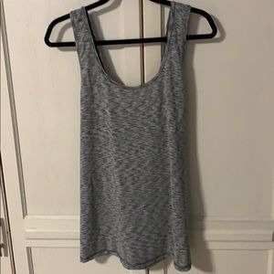 Joe Fresh Active grey tank top